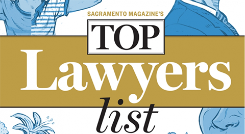 Sacramento Magazine Top Lawyers 2018